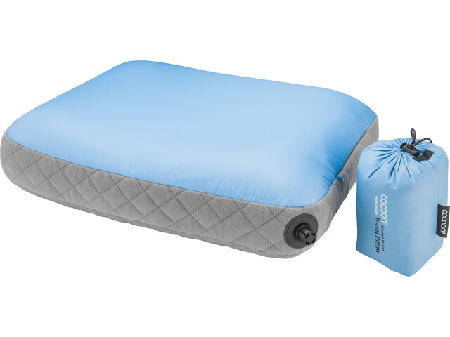 Cocoon Air Core Coussin Ultralight Mid, light-blue/grey